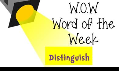 WOW - Distinguish