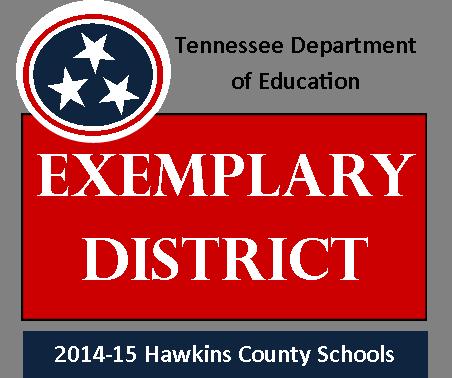Exemplary District Logo