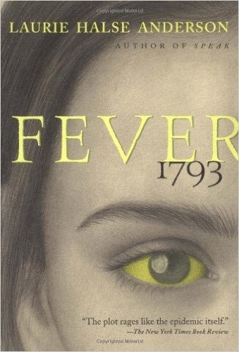 Book cover of the book Fever 1793