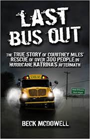 Book cover of the book Last Bus Out