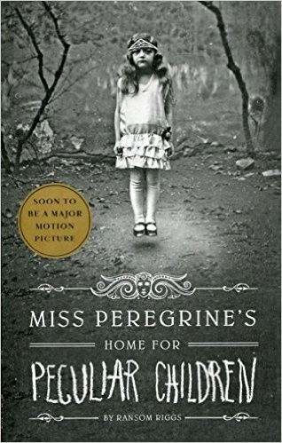 Book cover of the book Miss Peregrine's Home for Peculiar Children