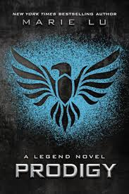 Book cover of the book A Legend Novel Prodigy