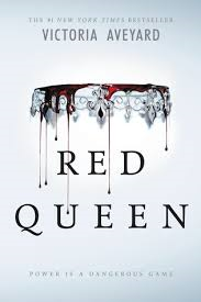 Book cover of the book Red Queen