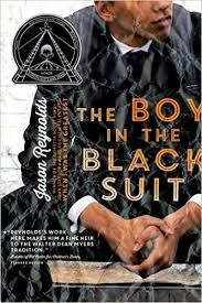 Book cover of the book The Boy in the Black Suit
