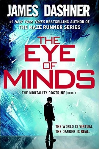 Book cover of the book The Eye of Minds