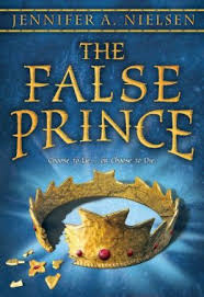Book cover of the book The False Prince