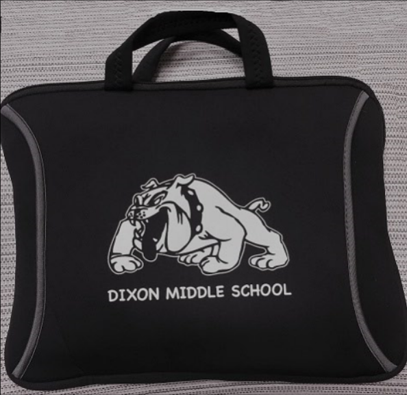 DMS laptop bag for sale