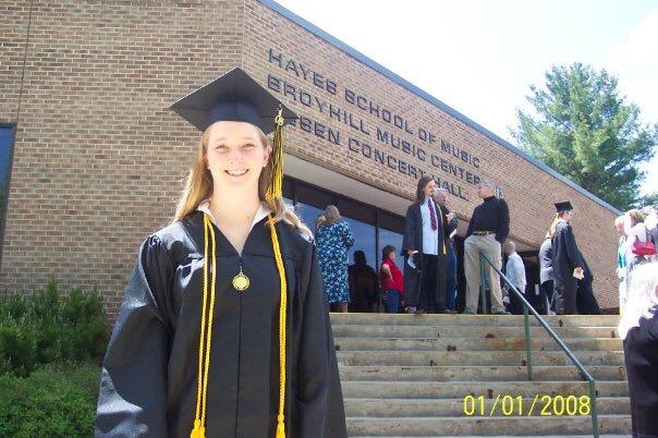 ASU College Graduation Picture
