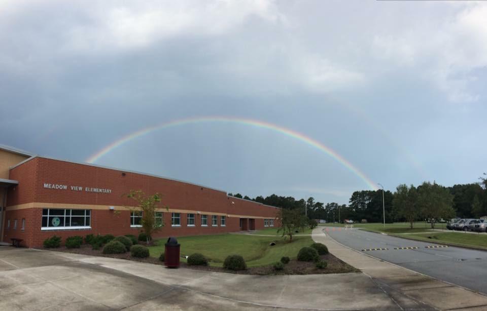 Rainbow over MVES