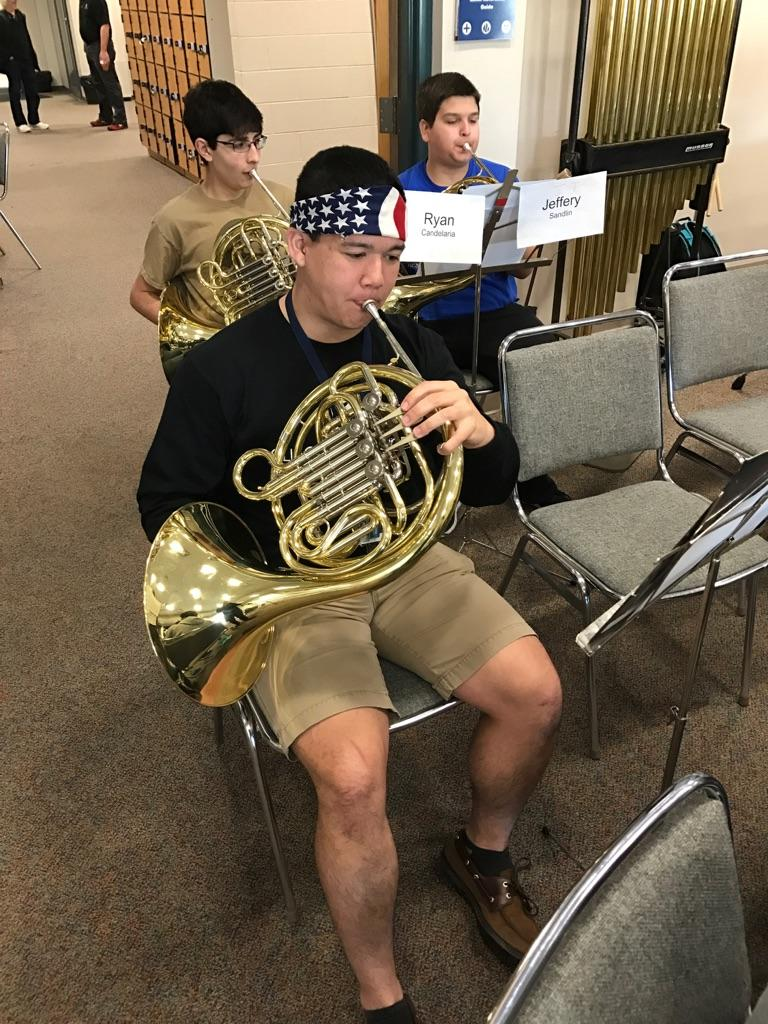 Scott Lauzon - Horn - Eastern Regional Orchestra