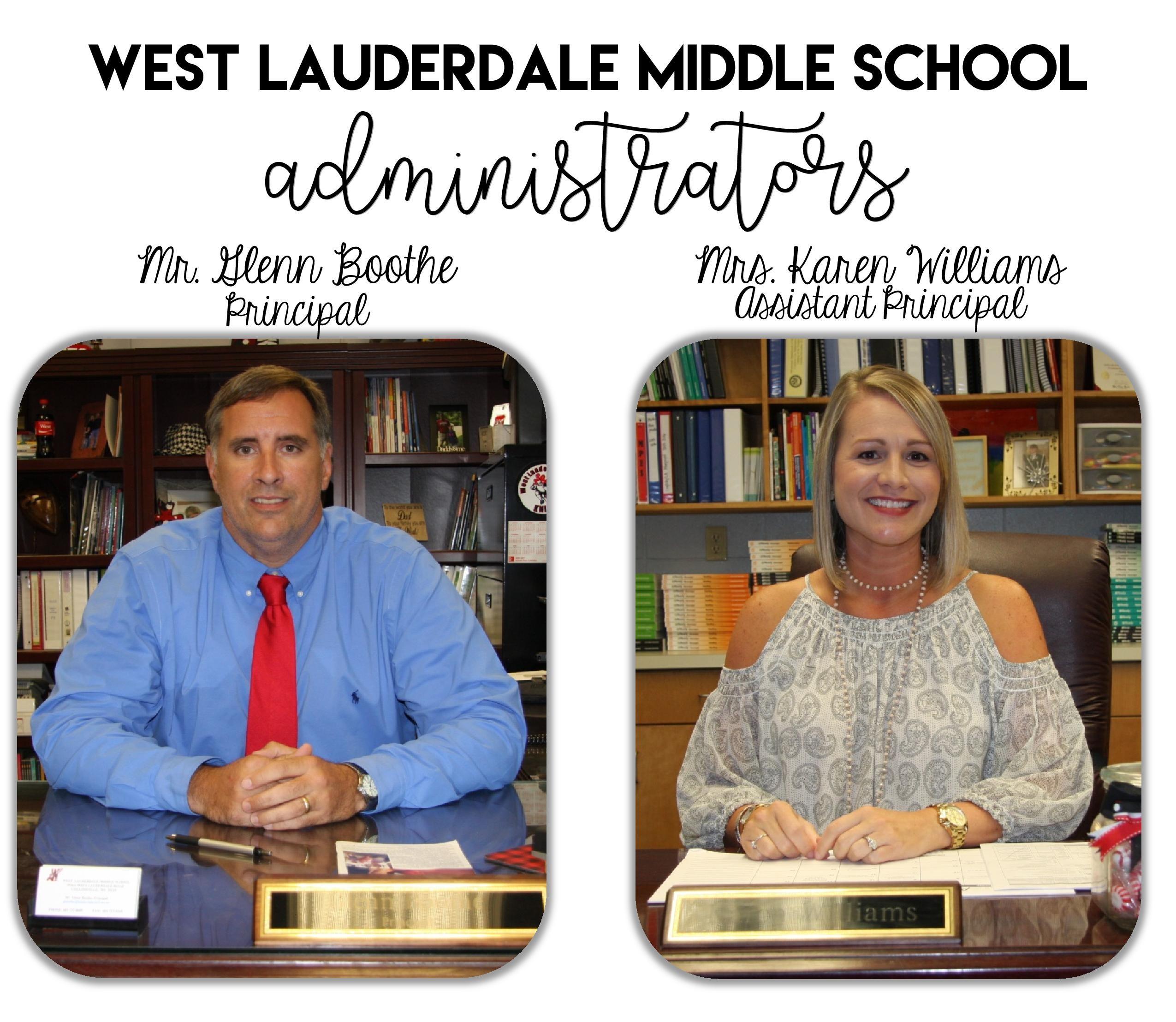 Mr. Glenn Boothe & Mrs. Karen Williams
