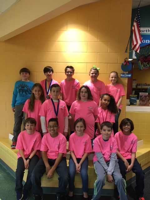 Science Olympiad team picture