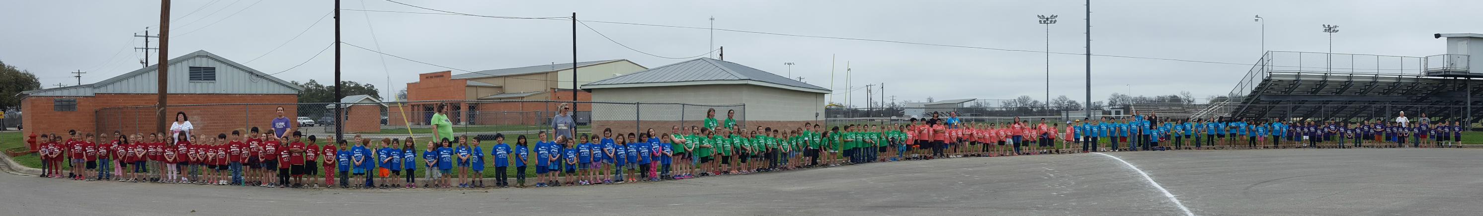 Elementary Heart Run Challenge