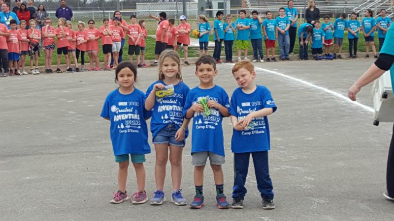 Kinder Heart Run Challenge