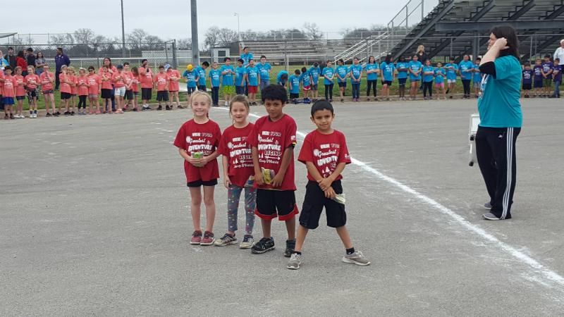 1st Heart Run Challenge