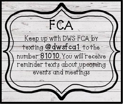 FCA text for updates