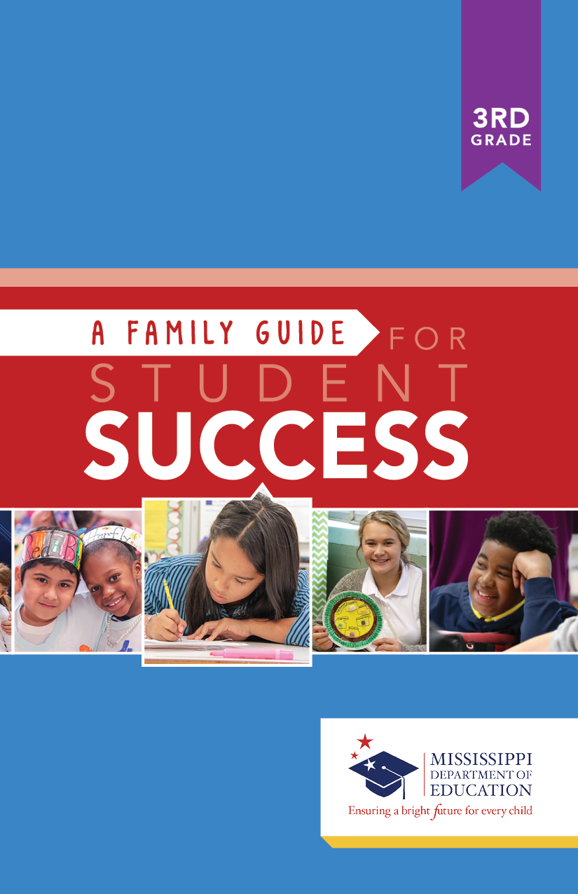 A Family Guide for Student Success - 3rd Grade