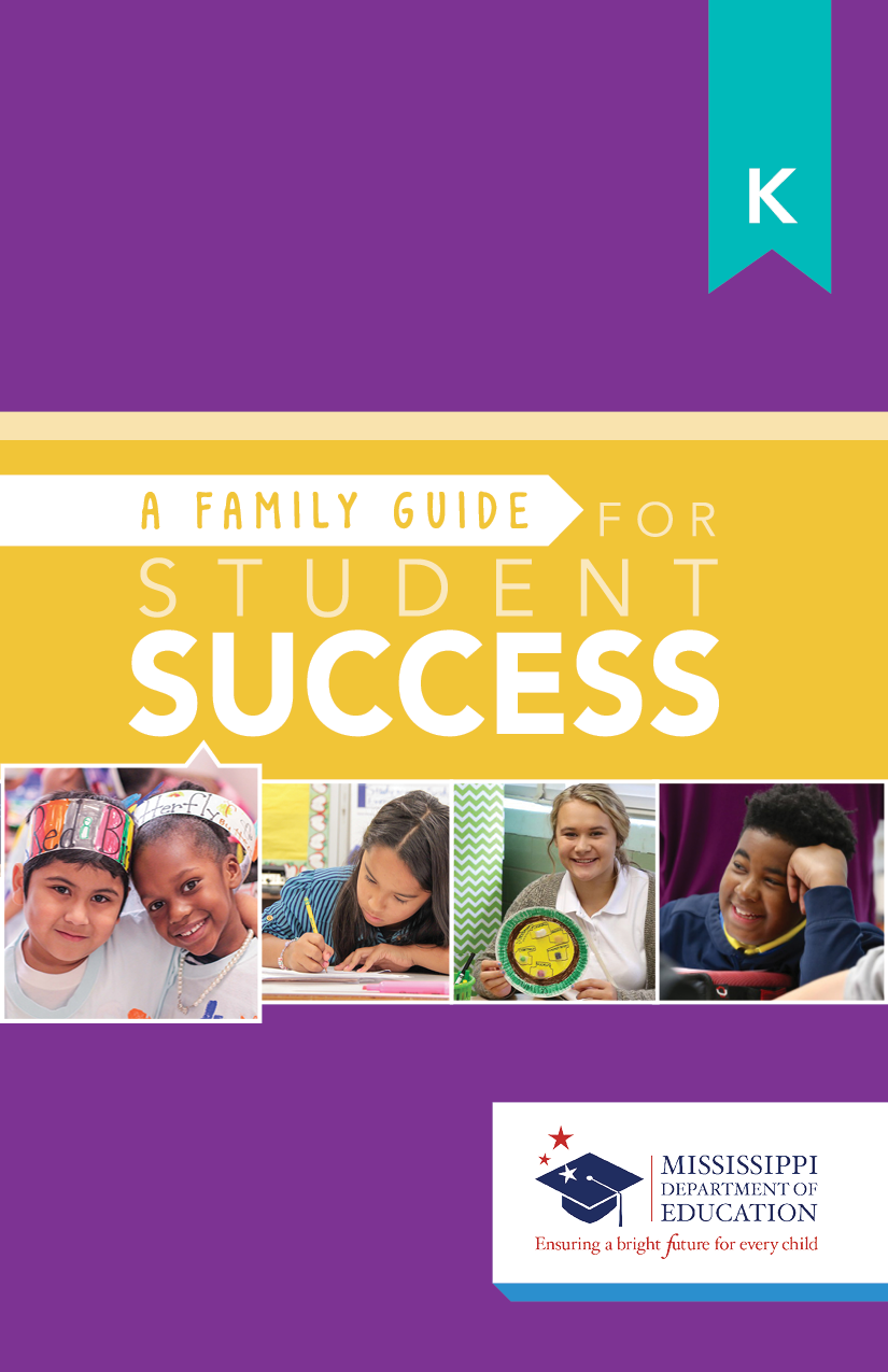 A Family Guide for Student Success - K