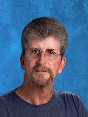 Rick Holderman Lead Maintenance Custodian