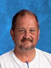 Steve Waldo School Custodian