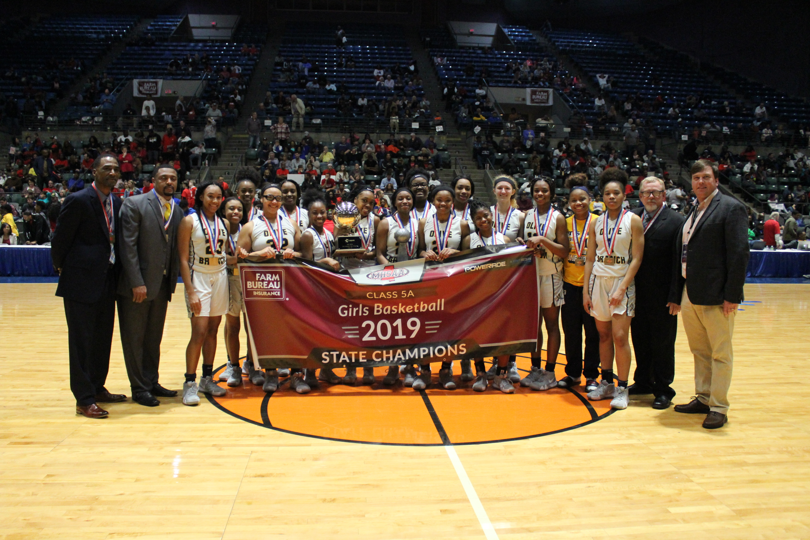 Girls Championship Picture
