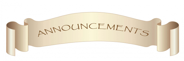 Announcements Logo