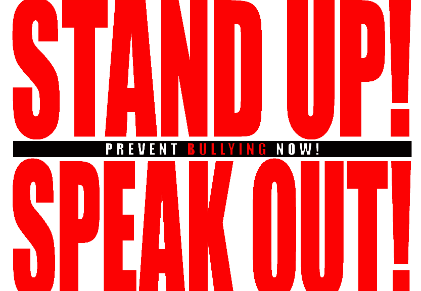 Stand Up and Stop Bullying Logo