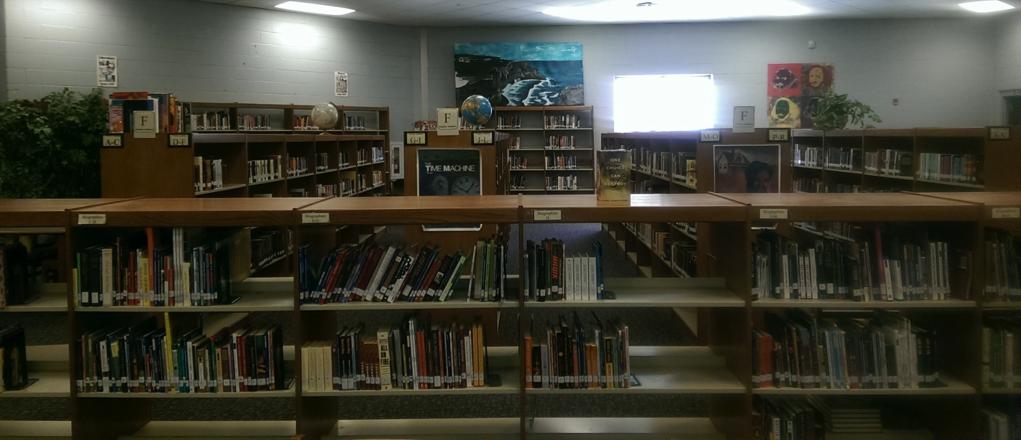 Desoto Central High School Library