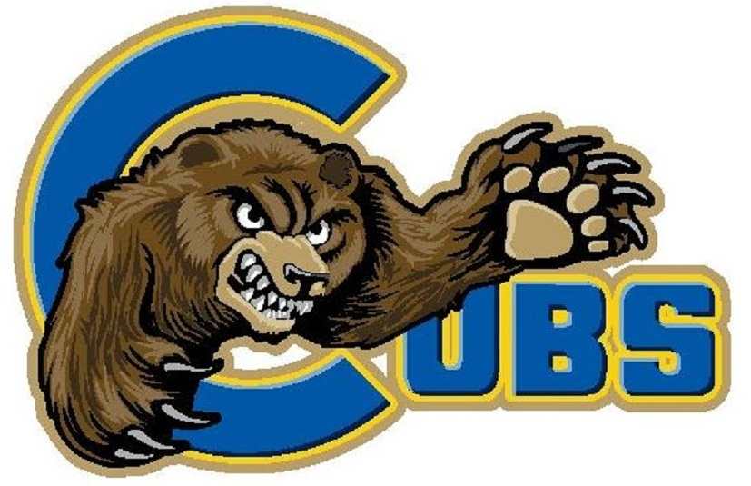 Joe Carlson Cubs Logo