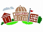 college image clipart