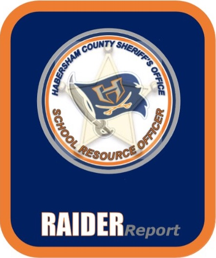 Raider Report- See It Send IT