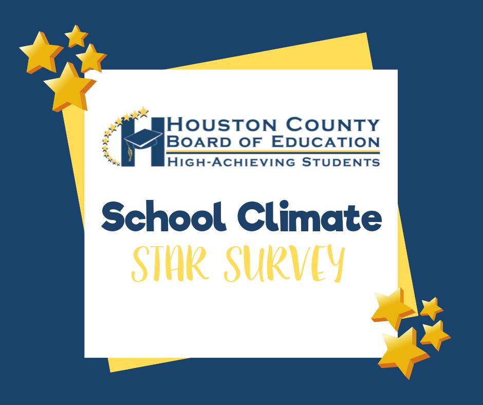 school climate rating survey