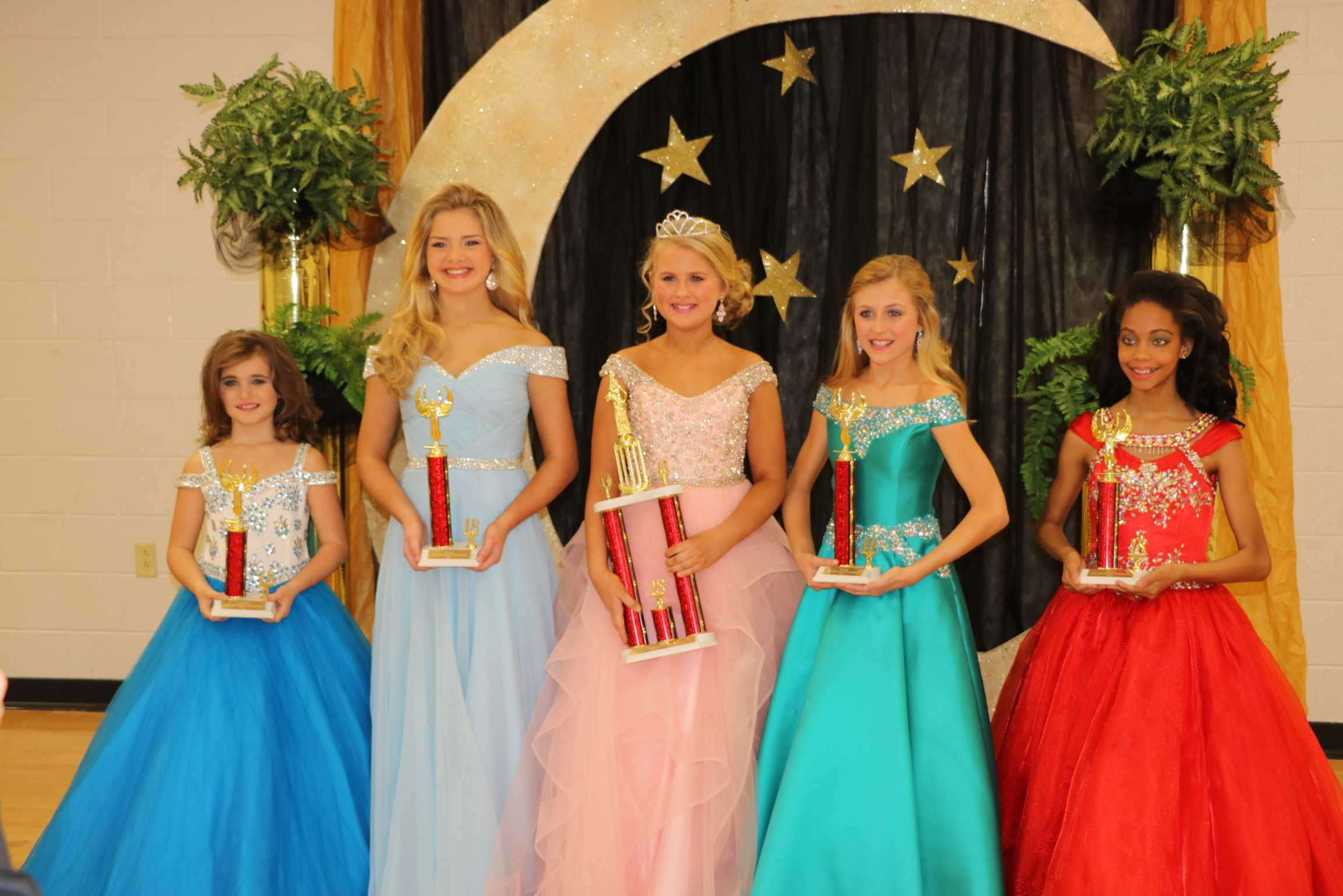 Miss WCES Pagent Royalty