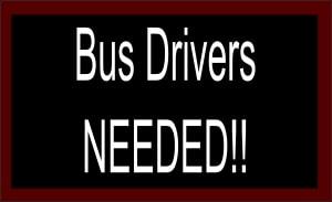 Pine View Elementary School: School Bus Drivers Needed