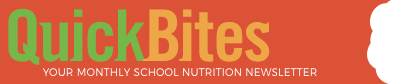 School Nutrition Newsletter Logo