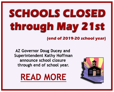 School Closure announcement