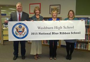 blue ribbon school