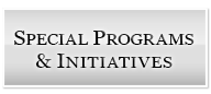 Special Programs & Initiatives