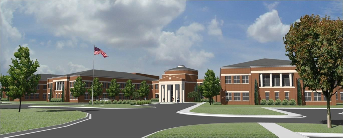 Central Office; Brush Creek Elementary School ...