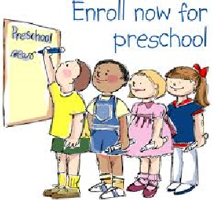 Preschool enrollment link