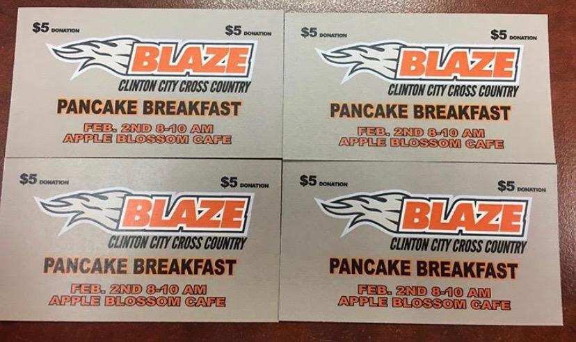 Tickets for Pancake Breakfast