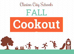 Fall Cookout Schedule
