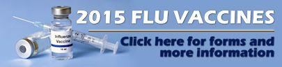 2015 Flu Vaccine Information