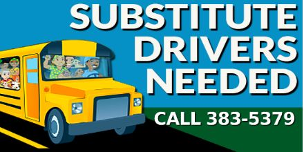 Sub Drivers Needed!