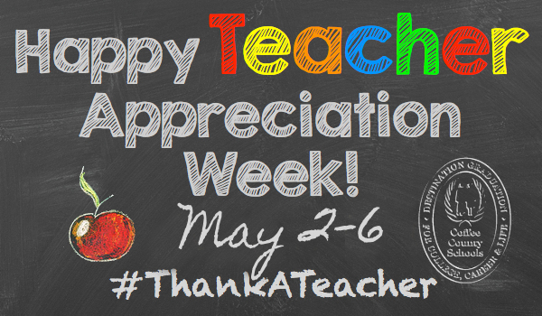 Teacher Appreciation Week Banner