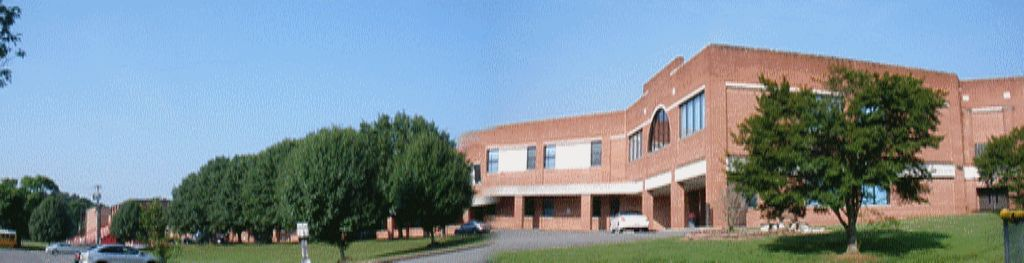 Lakeview Middle School building