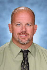 Matt Stapleton - High School Principal