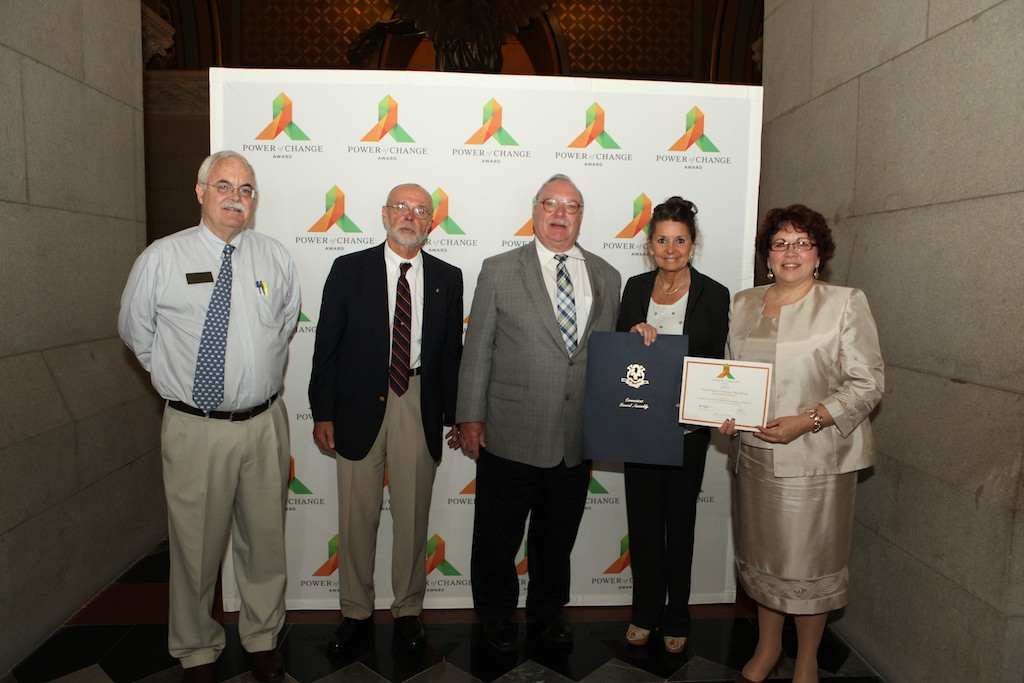 Plymouth School District Receives Power of Change Award for Energy Efficiency