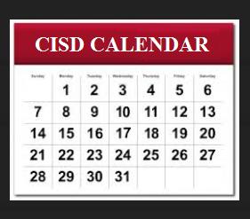 CISD Calendar