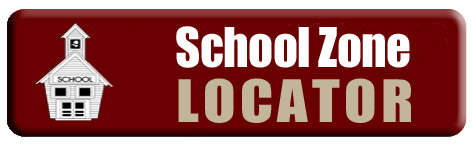 button to access School Zone Locator
